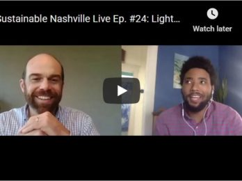 thumbnail for Urban Green Lab video interview with LightWave CEO