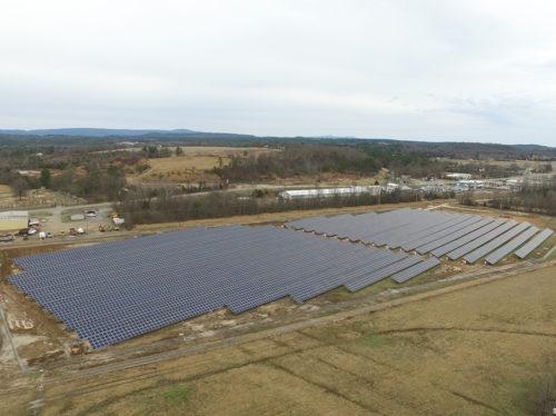 thumbnail for Clarksville Light & Water Solar O&M