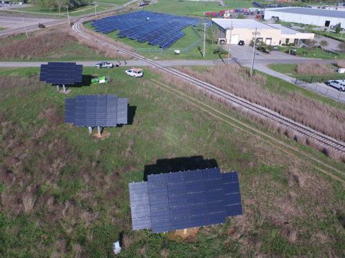thumbnail for Oak Ridge Heritage Center Solar O&M