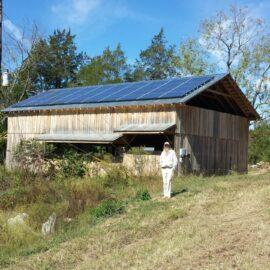 image of Barefoot-Farmer-Jeff-Poppen-Solar