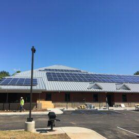 image of Metro-Nashville-Fire-Station-Bellevue-Solar