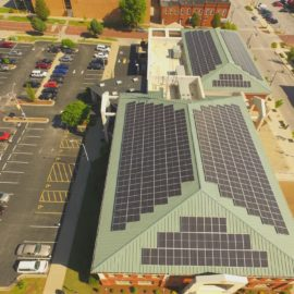 image of Carbondale-Civic-Center-Solar