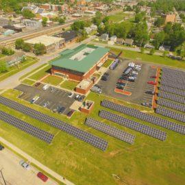 image of Carbondale-Public-Safety-Solar